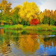 Осень золотая в гости к нам пришла!