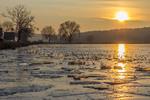 Солнце и лёд
