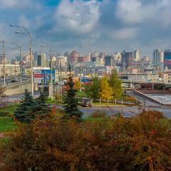 Киев днём