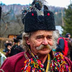 Улюблені Карпати. Різдво у Карпатах. с. Криворівня
