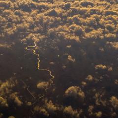 Выше неба, около 8000 метров над уровнем моря)