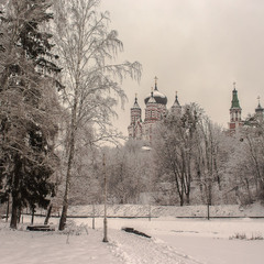 Феофания. Зима февраль 2018.
