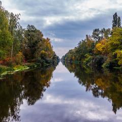 Осень на воде