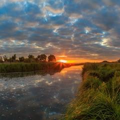 Захід сонця