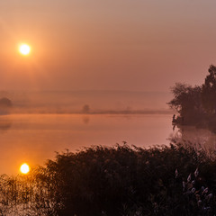 Ранок на озері