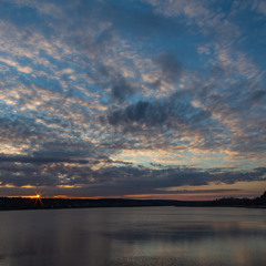 Ранком на озері