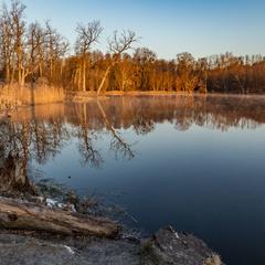 Загадкове озеро