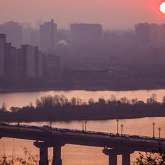 Ранковий Київ