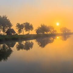 У ранковому тумані