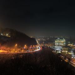 Вечірній Київ.