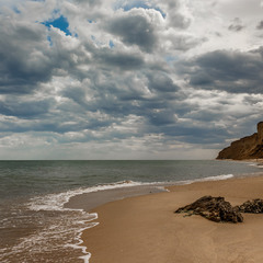 Морскими берегами Украины.
