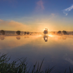 Панорамний ранок