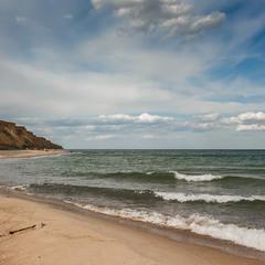 Морскими берегами Украины