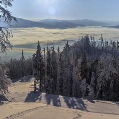 Карпати - то є наші гори.))