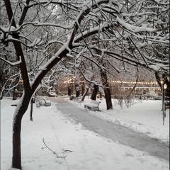 Зима и прочие неприятности..)