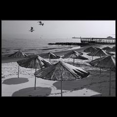 Про зимний пляж..
