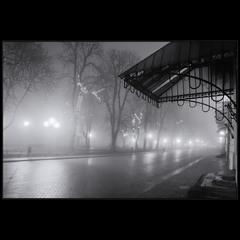 *Туманность* Приморского бульвара)