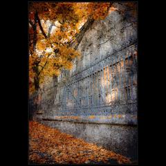Осенний городской этюд