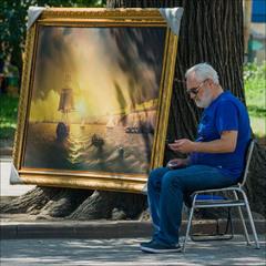 О человеке и его творчестве:))