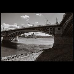 Арки моста Маргит (Будапешт)