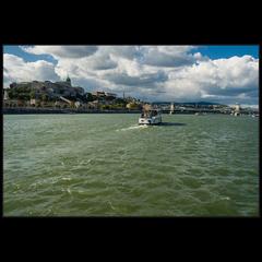 Прогулка по Дунаю, Будапешт