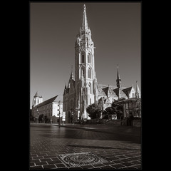 Не *дюк с люка*, но церковь Св. Матиаша
