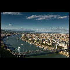 Будапешт с высоты птичьего полета