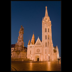 Будапешт. Церковь Св. Матьяша