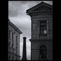 Городской фрагмент..