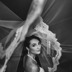 Весільні фотографіі