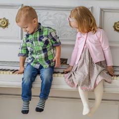 Будущие пианисты