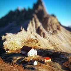 Альпы в миниатюре