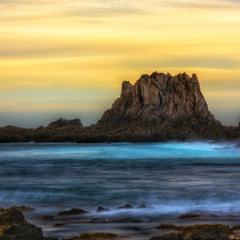 На испанском побережье