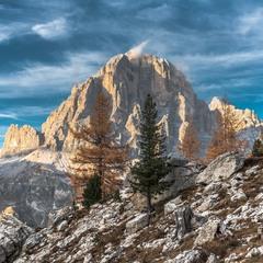 Осенние Альпы