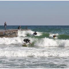 Ловим осенние волны