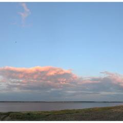 Закатное небо
