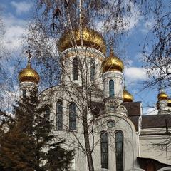 Свято Иверский мужской монастырь