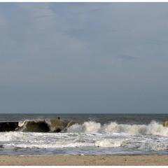 """Море """"шалит""""."""