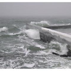 Февральськое море (28 февраля)