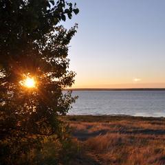 Тилигульский лиман , рассвет 7 июля