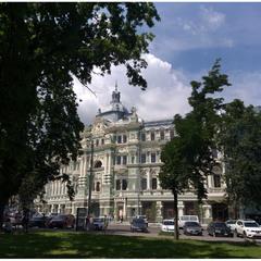 Дом Руссова, г. Одесса