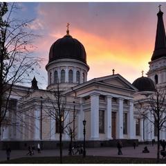 Спасо Преображенский кафедральный собор