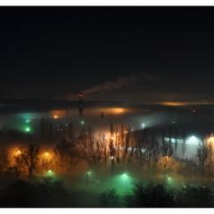 Огни в тумане