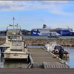 Западный порт Хельсинки