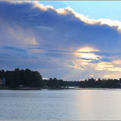 Небеса над Балтикой