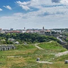 Старая крепость...