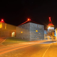 Таємниці нічної фортеці...