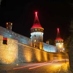 Башти нічної фортеці