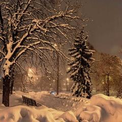 Новорічна зимова казка...