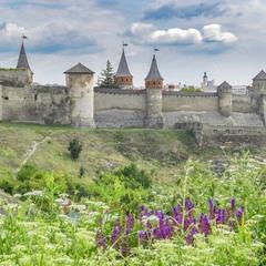Летний день в старой крепости...